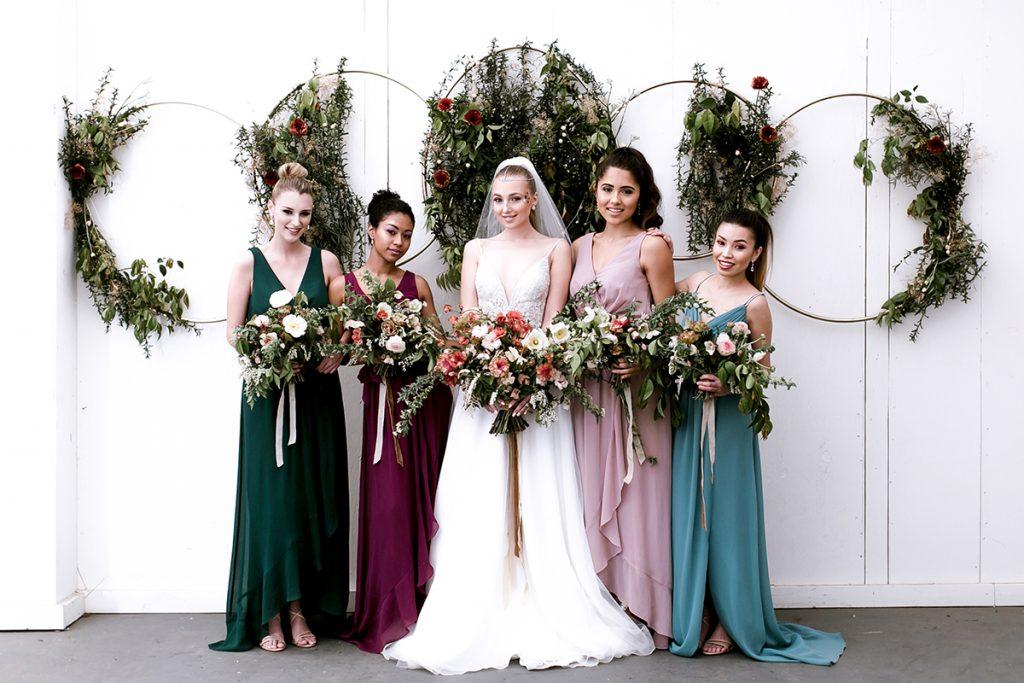 celestial wedding