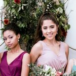 bridesmaids hair and makeup trends for 2019