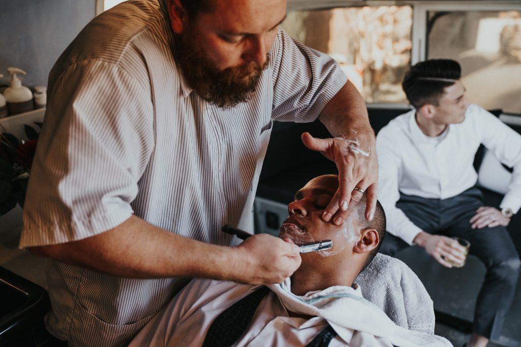 groomsmen experience