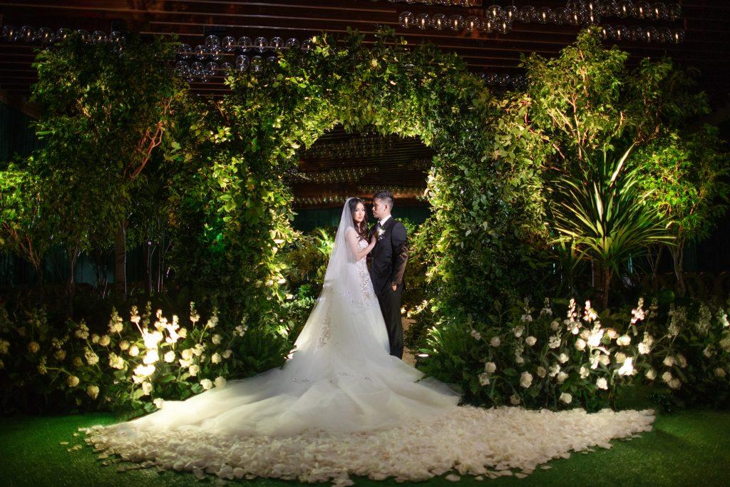 Aria Resort Las Vegas Wedding