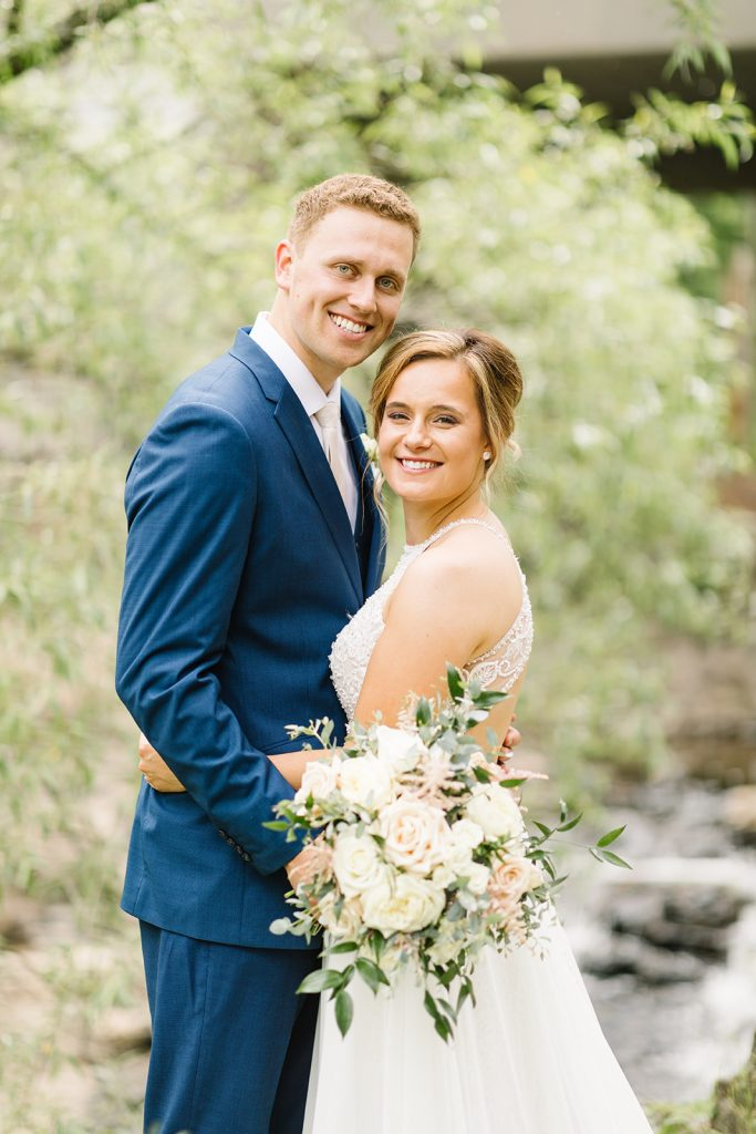 Wedding Hair and Makeup Duluth Minnesota